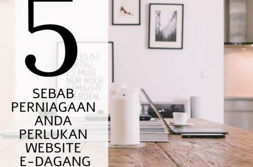Website e-Dagang